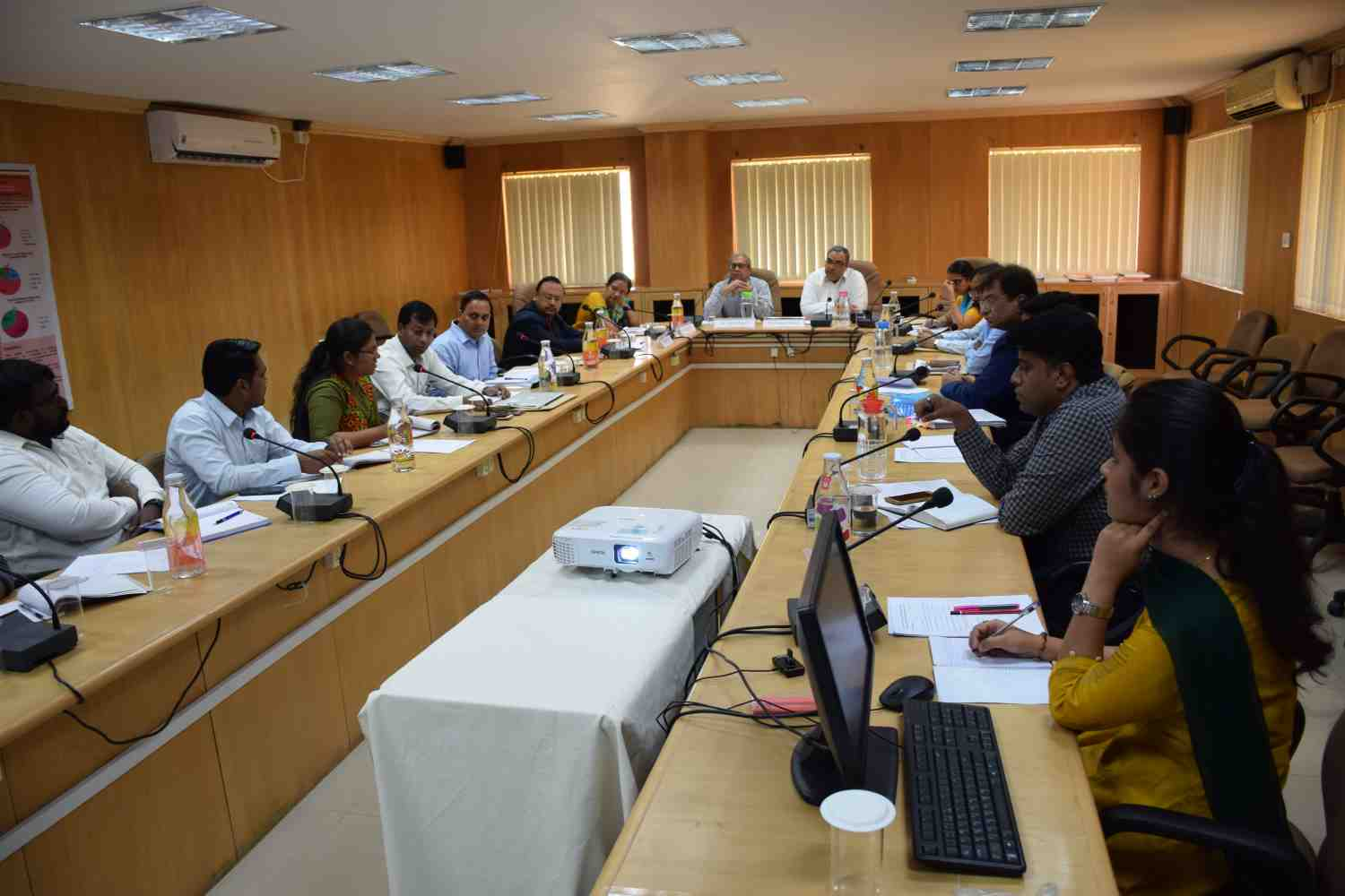 Review meeting of National Stroke Registry Programme (PBSR and HBSR)