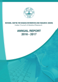 NCDIR Annual Report 2016-2017