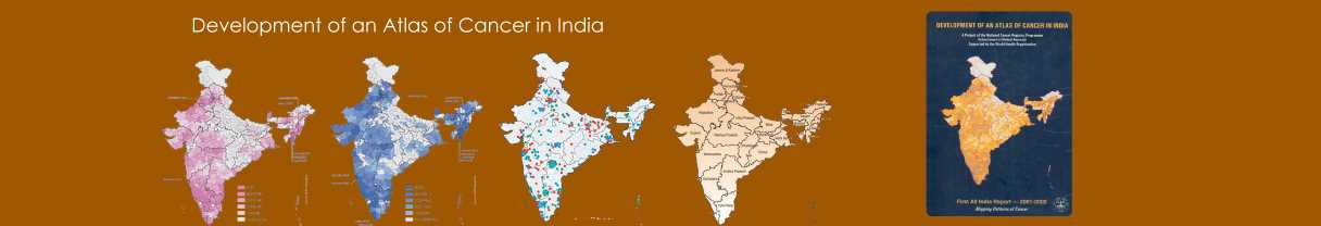 Development of an Atlas of Cancer in India